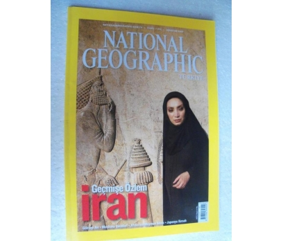 NATIONAL GEOGRAPHIC TÜRKİYE 2008 AĞUSTOS İran