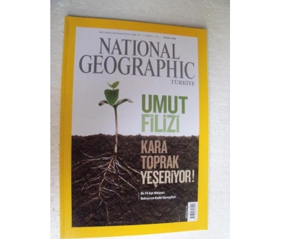 NATIONAL GEOGRAPHIC TÜRKİYE 2008 EYLÜL