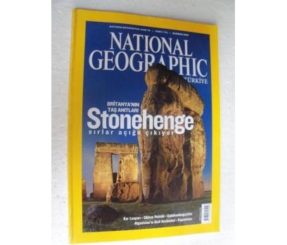 NATIONAL GEOGRAPHIC TÜRKİYE 2008 HAZİRAN Stoneheng