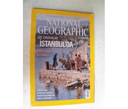NATIONAL GEOGRAPHIC TÜRKİYE 2008 KASIM İstanbul
