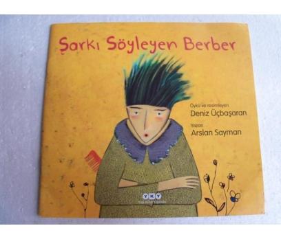 ŞARKI SÖYLEYEN BERBER Arslan Sayman