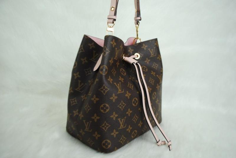 LOUIS VUITTON MONOGRAM CANVAS NEO NOE HAKİKİ DERİ 2