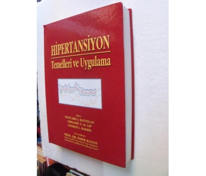HİPERTANSİYON TEMELLERİ VE UYGU Battegay - Gregory