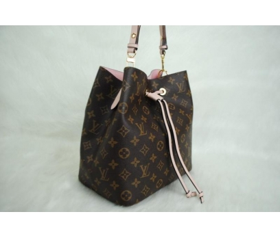 LOUIS VUITTON MONOGRAM CANVAS NEO NOE HAKİKİ DERİ 2 2x