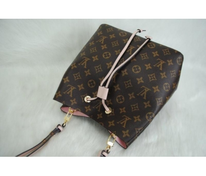LOUIS VUITTON MONOGRAM CANVAS NEO NOE HAKİKİ DERİ 3 2x