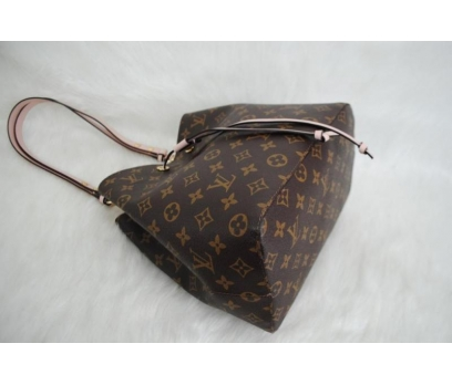 LOUIS VUITTON MONOGRAM CANVAS NEO NOE HAKİKİ DERİ 4 2x