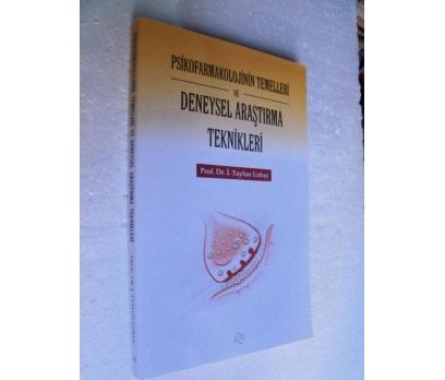 PSİKOFARMAKOLOJİNİN TEMELLERİ VE DE.. Tayfun Özbay