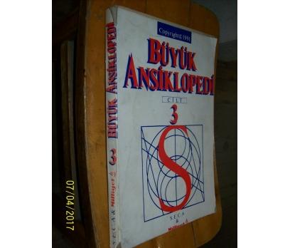 Büyük Ansiklopedi (1-2-3 cilt)