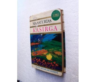 KASIRGA M. A. Asturias ALTIN KİTAPLAR YAY.