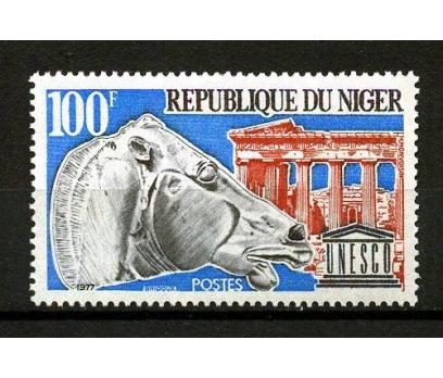 NİJER ** 1977 UNESCO TAM SERİ SÜPER (N-2)