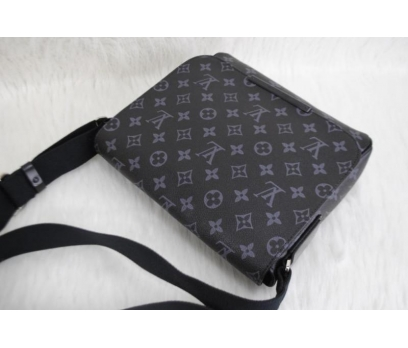 LOUIS VUITTON DAMİER CANVAS DİSTRİCT PM BAG 2