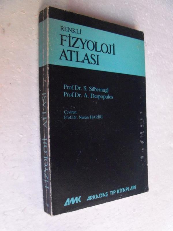 RENKLİ FİZYOLOJİ ATLASI Silbernagl , Despopulos 1