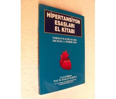 HİPERTANSİYON ESASLARI EL KİTABI Norman Kaplan , M