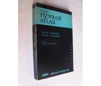 RENKLİ FİZYOLOJİ ATLASI Silbernagl , Despopulos