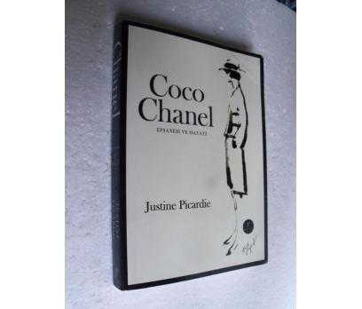 COCO CHANEL EFSANESİ VE HAYATI Justine Picardie