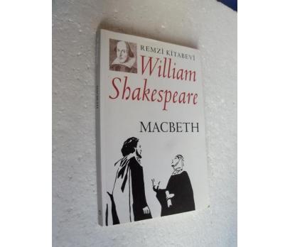 MACBETH William Shakespeare REMZİ KİTABEVİ