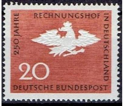 ALMANYA (BATI) 1964 DAMGASIZ DEVLET HESAPLARININ 2