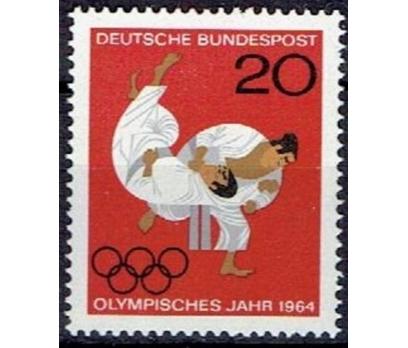 ALMANYA (BATI) 1964 DAMGASIZ TOKYO OLİMPİYAT OYUNL