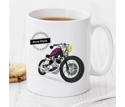 Motorsikletim Kişiye Özel Kupa TK67