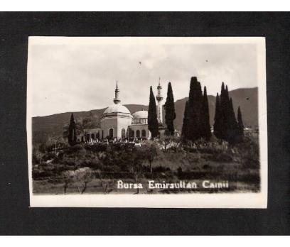 D&K-BURSA EMİR SULTAN CAMİİ-FOTOGRAF 1