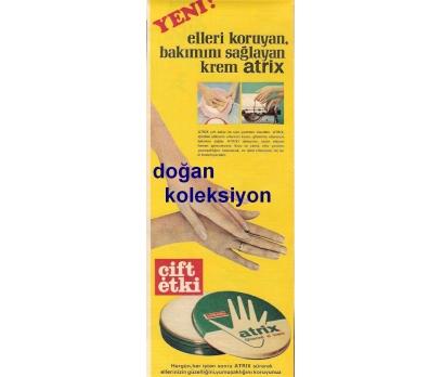 D&K-ESKİ ATRİKS ÇİFT ETKİLİ KREM REKLAMI.