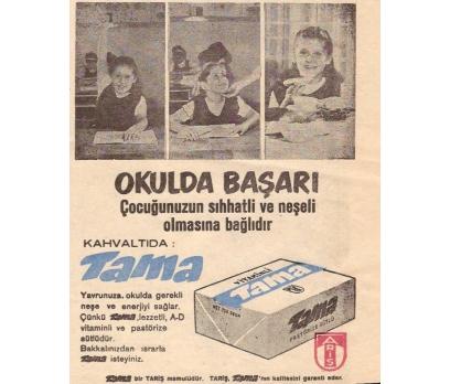 D&K-ESKİ KAHVALTILIK TAMA YAĞ (TARİŞ) REKLAMI.