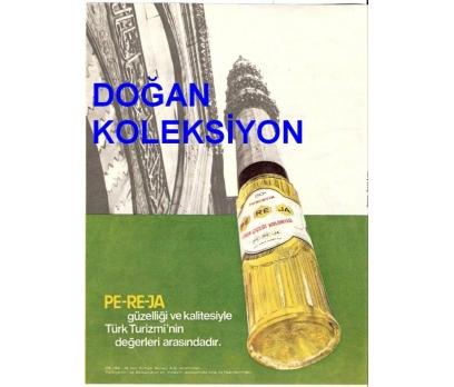 D&K-ESKİ PE-RE-JA PEREJA KOLONYASI  REKLAMI.