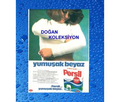 D&K-ESKİ PERSİL TOZ DETERJAN REKLAMI.