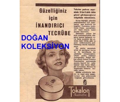 D&K--ESKİ TOKALON PUDRA REKLAMI.