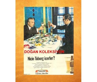 D&K-ESKİ TUBORG BİRA REKLAMI.