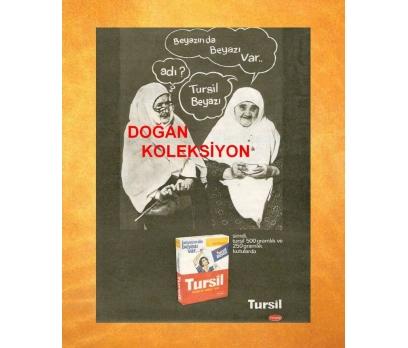 D&K-ESKİ TURSİL TOZ DETERJAN REKLAMI.