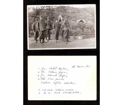 D&K-GENERAL RÜŞTÜ ERDELHUN 1952. FOTOGRAF