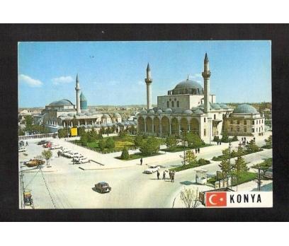 D&K-KONYA MEVLANA TÜRBESİ-KARTPOSTAL.