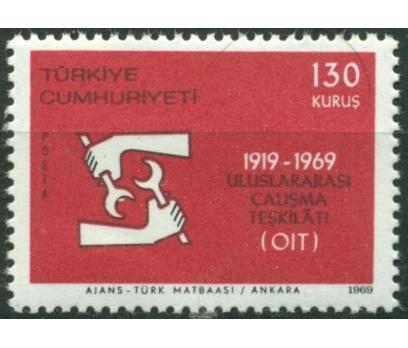 1969 DAMGASIZ ULUSLARARASI ÇALIŞMA TEŞKİLATI'NIN 5