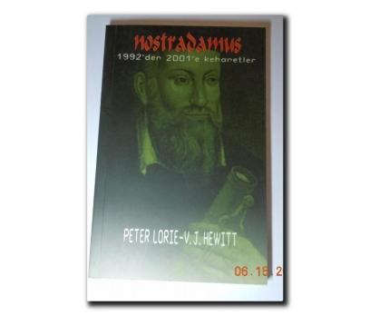 NOSTRADAMUS - Peter Lorie-V.J. Hewitt