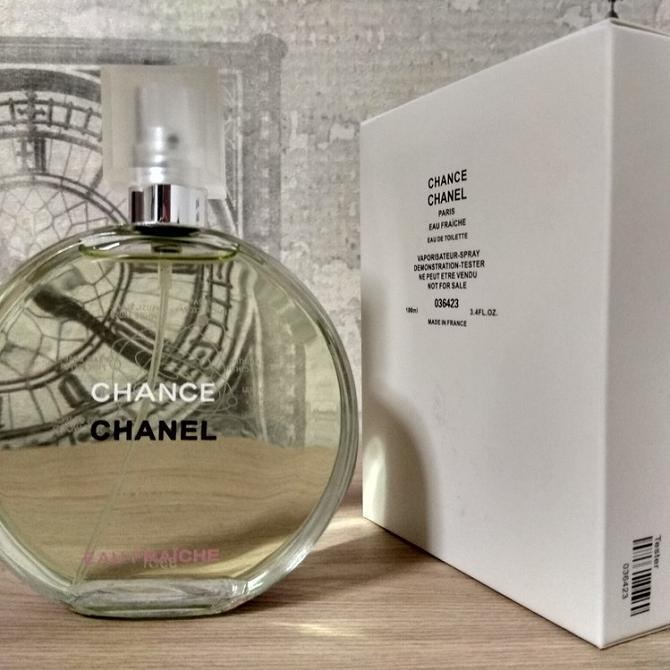 TESTER CHANEL CHANCE FRAİCHE EDT 100 ML 1
