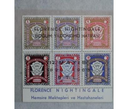 1963 KIZILAY YARDIM PULU 5.- TL. SÜRŞ. KY 28 (MNH)