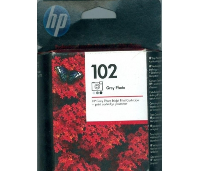 HP 102 GREY PHOTOYAZICI BASKI KARTUŞU HP c9360ae