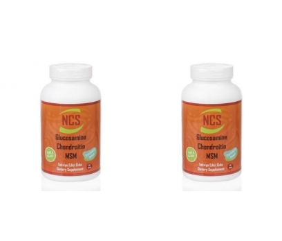 NCS Glucosamine Chondroitin MSM TYPE II Collagen 2