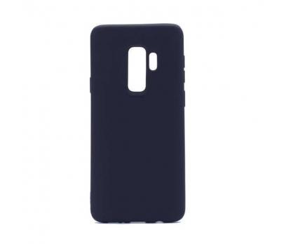 Samsung Galaxy S9 Plus Kılıf Soft Lüks Silikon  Siyah