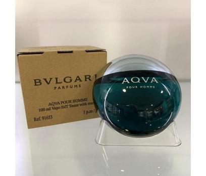 TESTER BVLGARİ AQVA EDT 100 ML