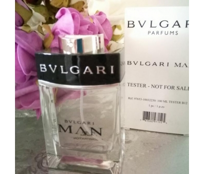 TESTER BVLGARİ MAN EDT 100 ML