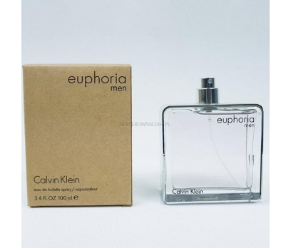 TESTER CALVİN KLEİN EUPHORİA MEN EDT 100 ML