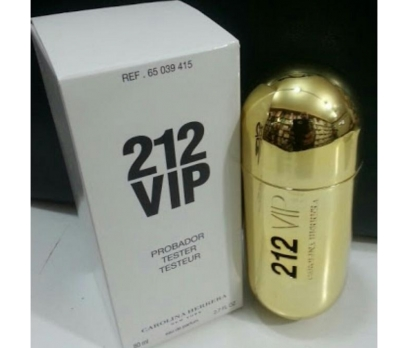 TESTER CAROLİNA HERRERA 212 VİP WOMEN EDP 80 ML