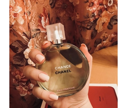 TESTER CHANEL CHANCE FRAİCHE EDT 100 ML 2 2x