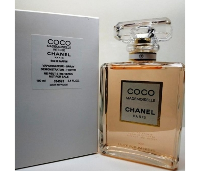 TESTER CHANEL COCO MADEMOİSELLE İNTENSE EDP 100 ML