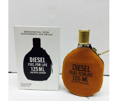 TESTER DİESEL FUEL FOR LİFE BROWN  EDP 125 ML