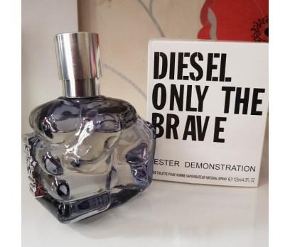 TESTER DİESEL ONLY THE BRAVE EDT 125 ML