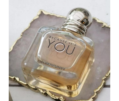 TESTER EMPORİO ARMANİ BECAUSE İT'S YOU EDP 100 ML 3