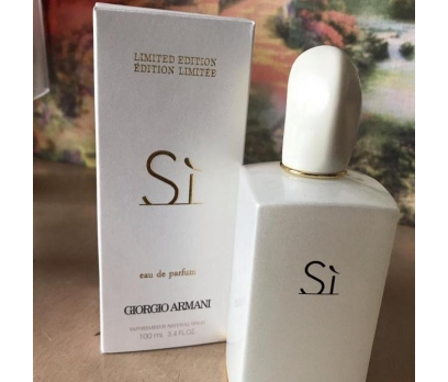 TESTER GİORGİO ARMANİ Sİ LİMİTED EDİTİO EDP 100 ML